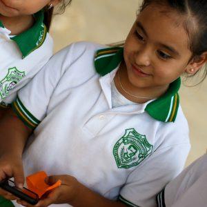 Rally en escuela Argelio Ancira