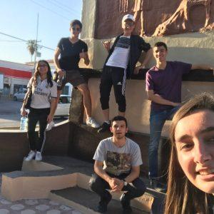 Primer día en Torreón