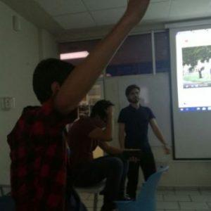 Preparación del Flashmob